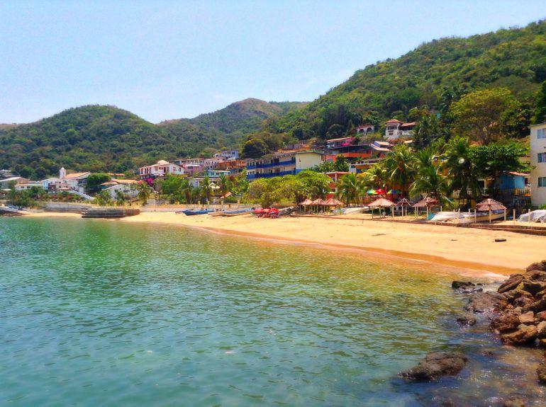 Las hermosas islas de Panamá