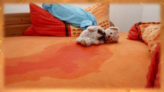¿Tu hijo sigue mojando la cama?