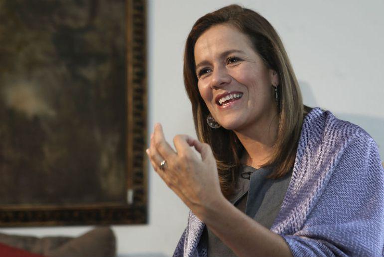 "Margarita Zavala presenta su libro ""Margarita, Mi Historia"" en la FIL Guadalajara"