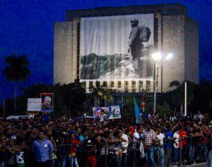 Cuba sin Fidel y la peripecia de los periodistas