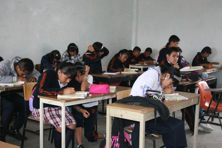 México dentro de los últimos lugares en la prueba PISA