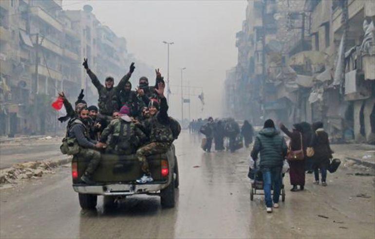 Guerra en Siria: ¿Qué está pasando en Alepo?