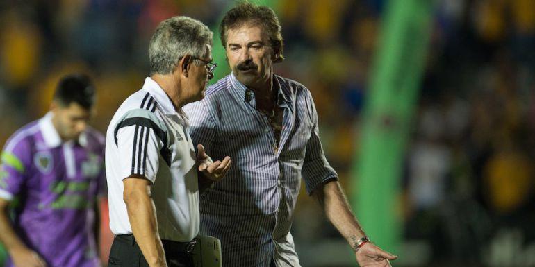 Duelo de bigotones en la Final del Apertura 2016