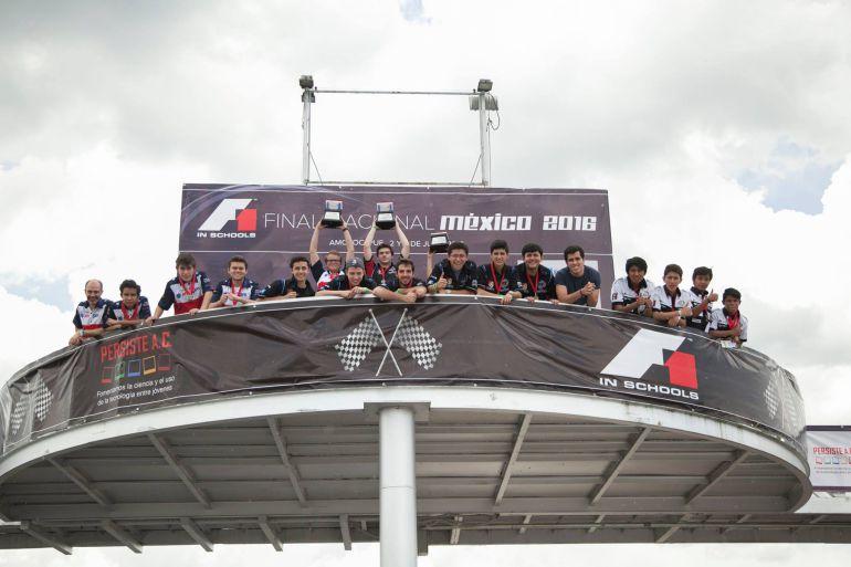 F1 in schools: un reto de ciencia y tecnología