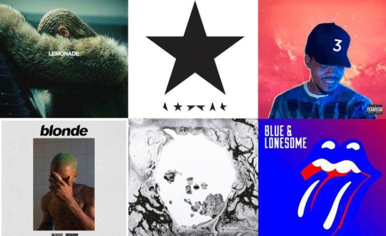 Esta semana en WFM, los mejores discos del 2016