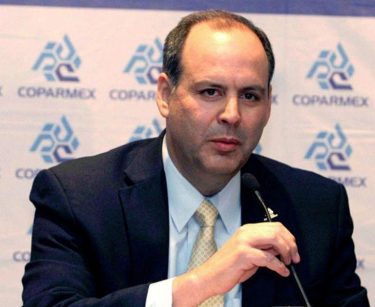 COPARMEX se niega a firmar acuerdo con el gobierno federal