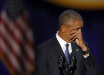 Obama dice adiós a la Casa Blanca