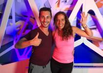 ¡Clases de baile con Mariana Braun!