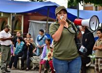 Nestora Salgado continúa recibiendo amenzas
