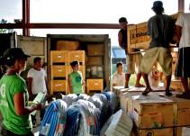 Ocho hombres, con la riqueza de medio planeta: Oxfam