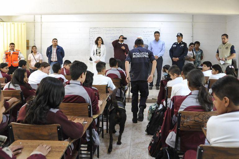 Mochila Segura respeta protocolos de la CNDH SEP  Actualidad  W