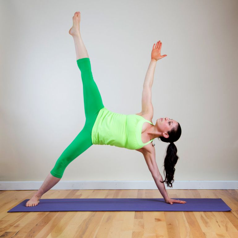 FOTO: Yoga
