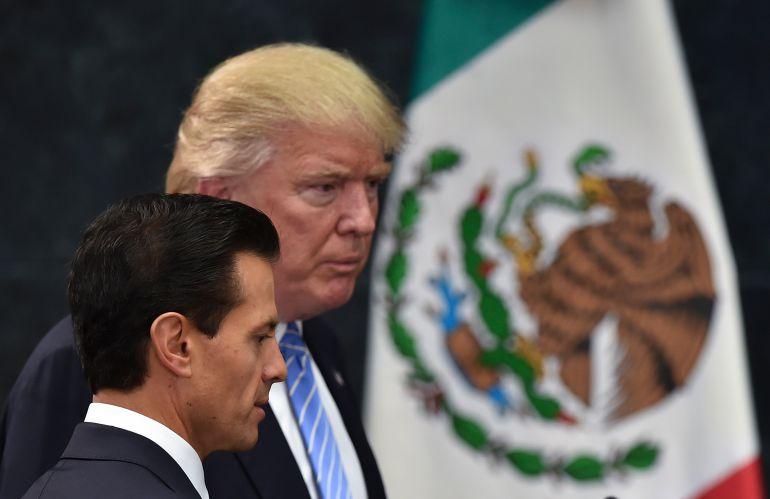 Gobierno mexicano reconoce el problema que representa Trump