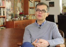 """Las personas vivimos de historias"": Pablo Boullosa"
