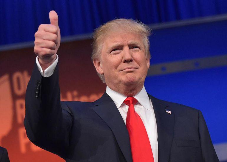Donald Trump apoya a países que mantengan sus negocios personales: Muruan Soto