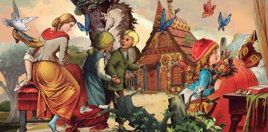 El detrás de los cuentos infantiles