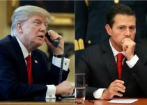 Presidencia asegura que no grabó llamada entre Trump y EPN