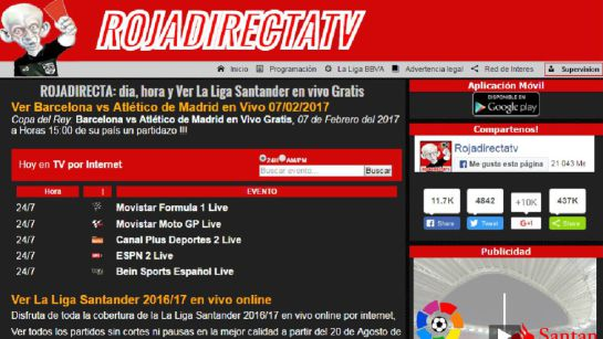 """#AsíSopitas: Ordenan cierre del sitio web """"Roja directa"""""""