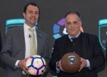 La liga española abre sus oficinas en México