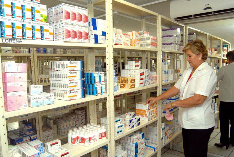 Nuevo control de distribución en medicamentos del ISSSTE