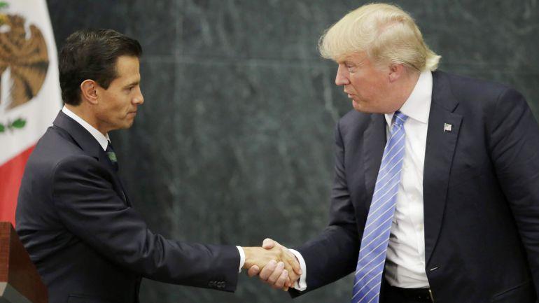 La relación bilateral es fundamental entre México y EU
