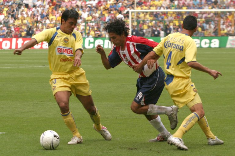 Pavel Pardo y Oswaldo Sánchez recuerdan su experiencia en el Clásico