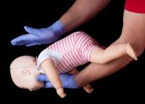 ¿Sabrías qué hacer si tu hijo se ahoga con algún objeto?
