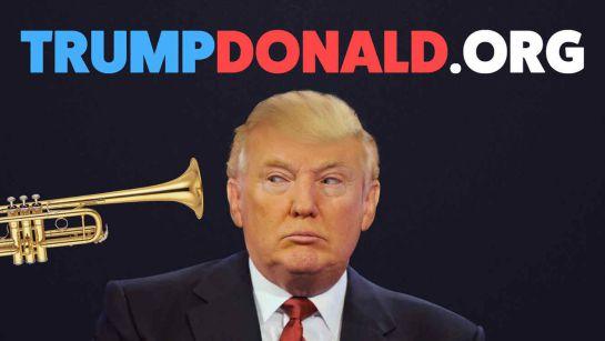 #AsíSopitas: Donald Trump compró más de 3000 sitios web