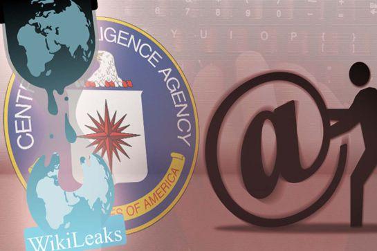 Así espía la CIA en Internet, según Wikileaks