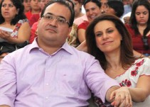 Esposa de Javier Duarte gastó millones de pesos en objetos de lujo