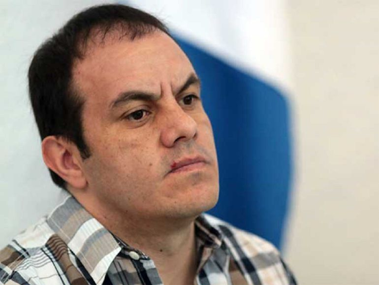 """""""PSD robó 15 mdp al Ayuntamiento de Cuernavaca"""": Cuauhtémoc Blanco"""