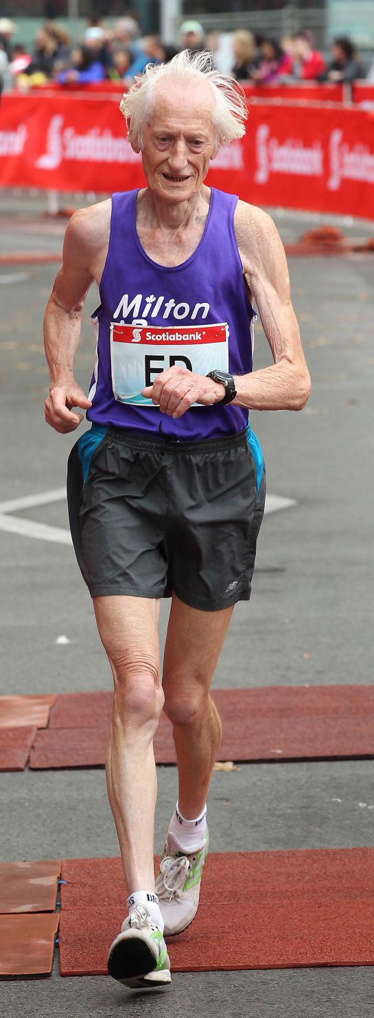 #AsíSopitas: Muere Ed Whitlock, la leyenda de los maratones