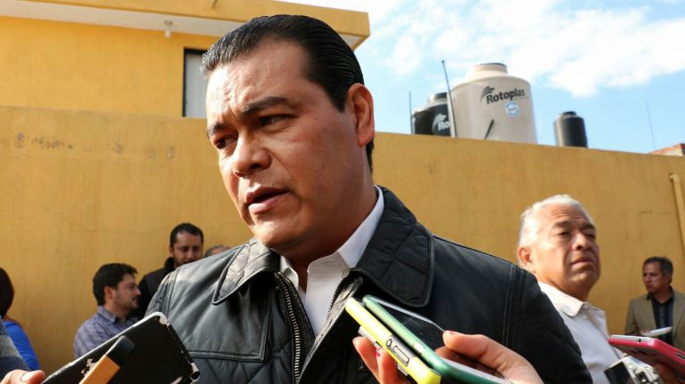 Juan Zepeda será candidato del PRD al Edomex