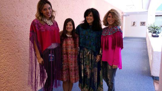 Conoce a la primer diseñadora de moda con síndrome de Down