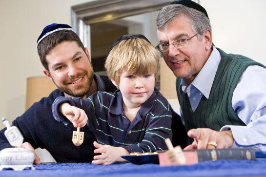 Clases de festividades judías