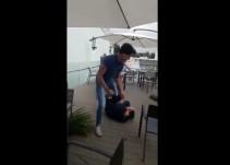 Policía busca a jóvenes que se dedican a golpear personas en plazas comerciales de la CDMX