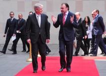 Celebramos 40 años del restablecimiento de relaciones entre México y España