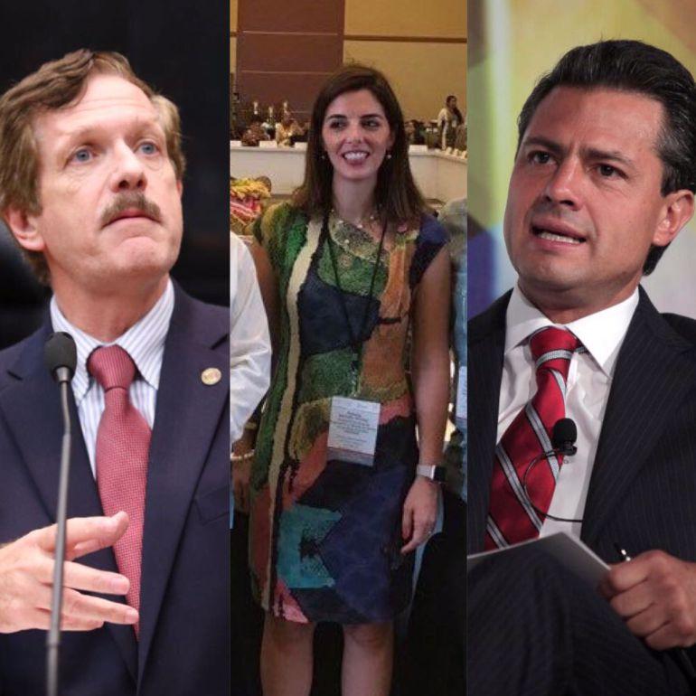 Paloma Merodio es altamente calificada y brillante para el INEGI: Pablo Escudero