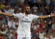#AsíSopitas: Karim Benzema ya está en el top ten de los máximos goleadores del Real Madrid