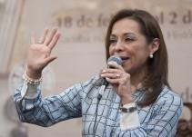 En 6 meses terminaré con los feminicidios: Josefina Vázquez Mota