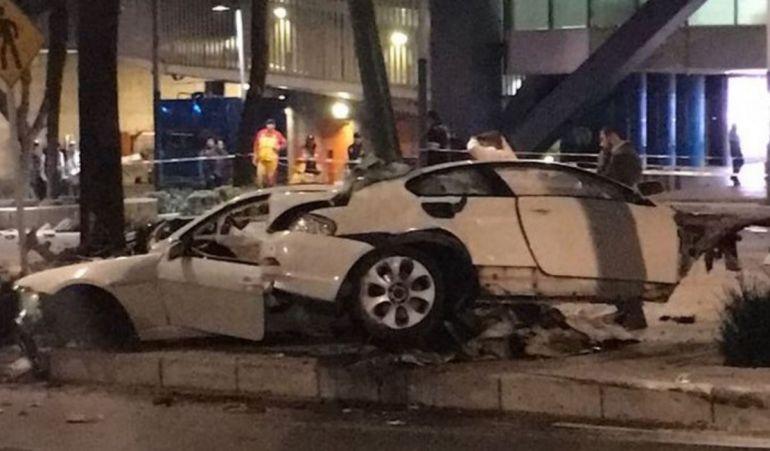 Conductor del BMW podría quedar libre el próximo viernes