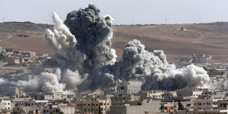 Ataque de EU a Siria fue un arrebato de Trump