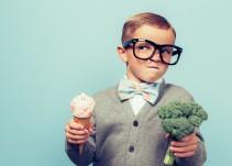 Cómo se forma el gusto alimenticio de un niño