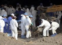 Encuentran 8 cuerpos en fosas de Tetelcingo, Morelos
