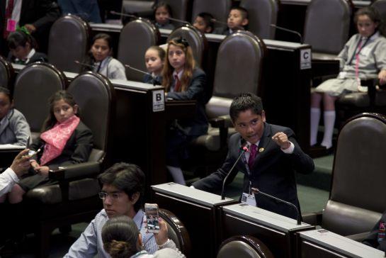 En México, 7 de cada 10 niños desaprueban al presidente