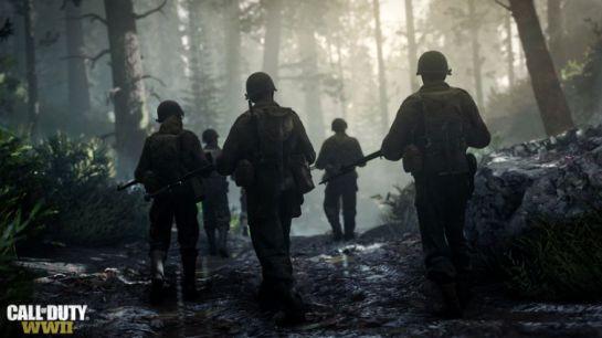 #AsíSopitas: Estrenan trailer de Call Of Duty World War II