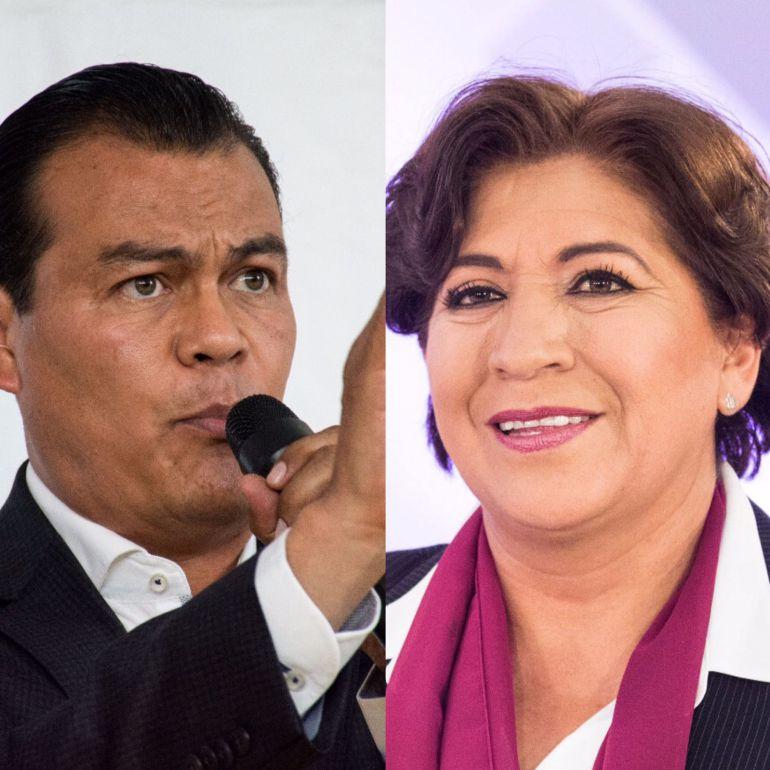 Llama PRD a Morena a debatir por la izquierda del Edomex