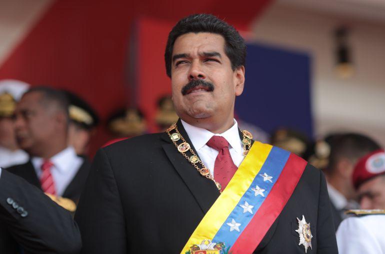 Maduro propone modificar la Constitución de Venezuela