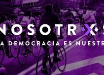 Nosotrxs, la organización que tiene como finalidad ejercer poder sobre la política