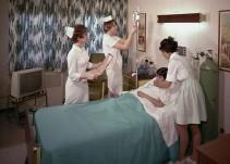 ¿Cómo es la vida de una enfermera?